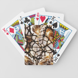 texture-209407 bicycle playing cards