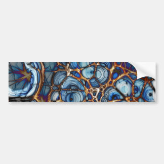 texture-209408  FRACTALS texture structure pattern Bumper Sticker