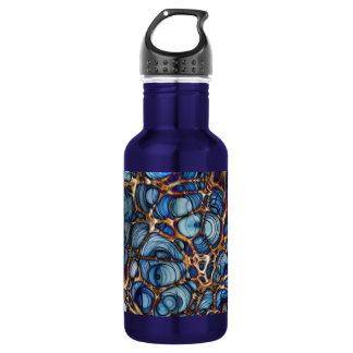 texture-209408  FRACTALS texture structure pattern 18oz Water Bottle