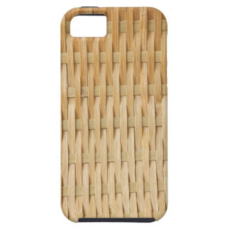 Texture #22 - Bamboo Rattan Style | iPhone 5 Case