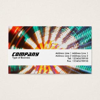 Texture Band - Big Wheel Business Card