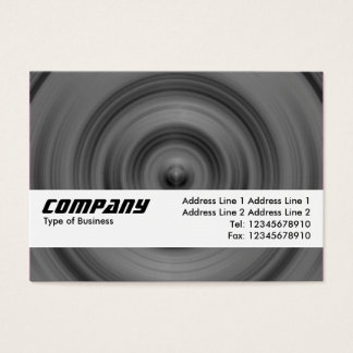 Texture Band - Fast Car 2 Business Card