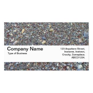 Texture Band V2 - Pebble Beach Business Card Templates