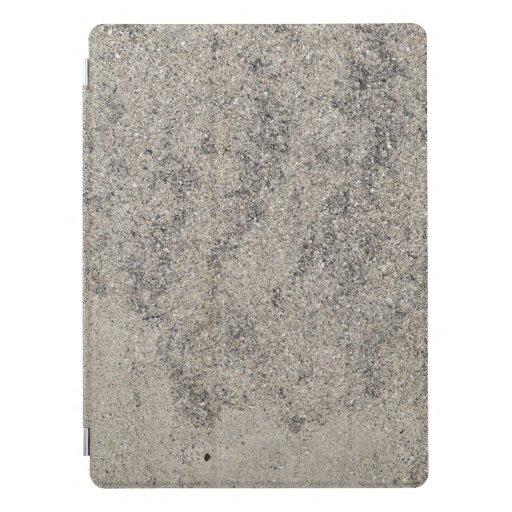 Texture Concrete Cement iPad Pro Cover