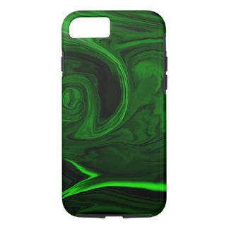 texture green malachite stone iPhone 8/7 case