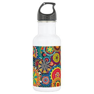 Texture Images Fash 18oz Water Bottle