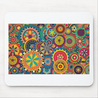 Texture Images Fash Mouse Pad