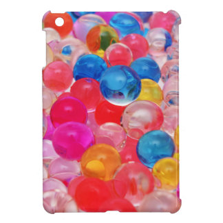 texture jelly balls iPad mini cases