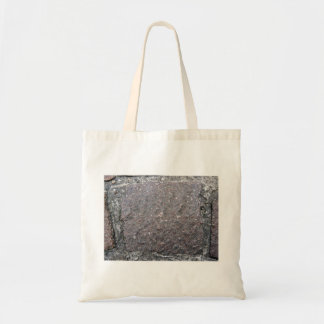 Texture of Eroded Mountain Wall Canvas Bag