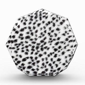Texture of leopard fur award
