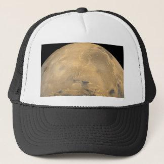 texture of mars trucker hat