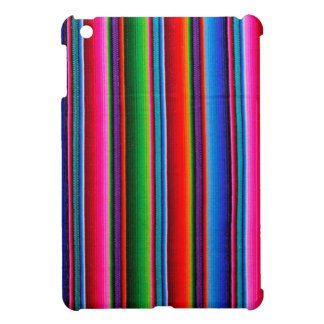 Texture Of Mexican Fabric iPad Mini Cases