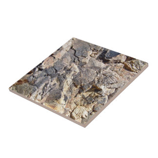Texture Of Mountain Rock Tile