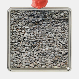 Texture Of Pattern Of Irregular Stones Wall Ornament