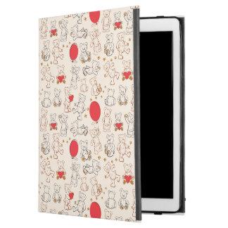 Texture With Teddy Bears iPad Pro Case