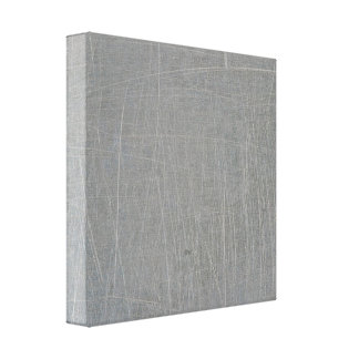 textured16 GRAY GREY CONCRETE TEXTURED BACKGROUND Canvas Print