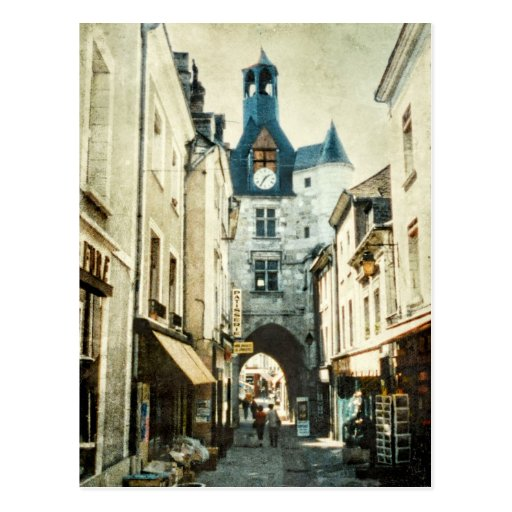 Textured Amboise Postcards