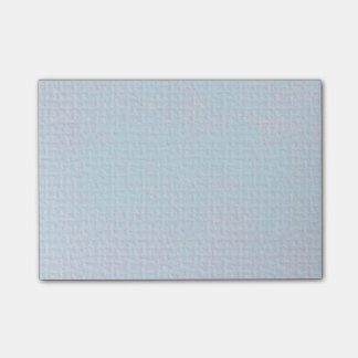 Textured Blue & Purple Abstract Post-it® Notes