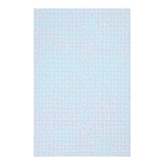 Textured Blue & Purple Abstract Stationery