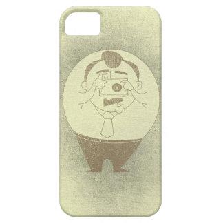 textured cartoon photography illustration iPhone SE/5/5s case