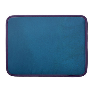 Textured Deep Ocean Sleeve For MacBooks