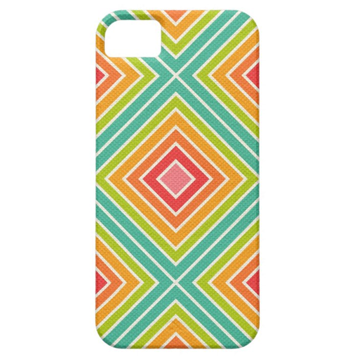 Textured Diamonds iPhone 5 Case