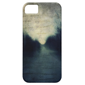 Textured Evening Abstract iPhone 5 Cases