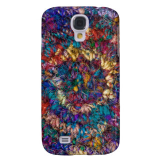 Textured fabric iPhone 3/3GS case Galaxy S4 Case