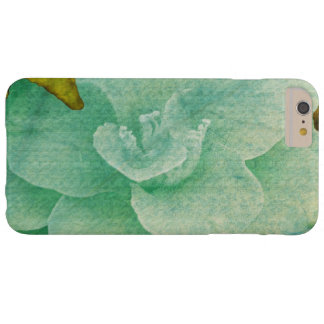 Textured Flower Barely There iPhone 6 Plus Case