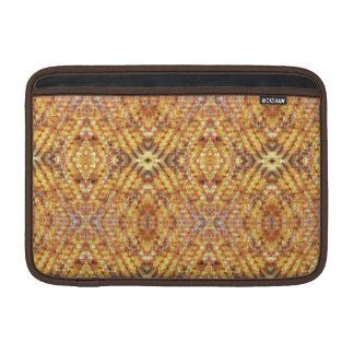 "Textured Gold Diamond 11"" MacBook Air Sleeve"