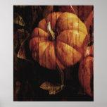 Textured Harvest Still Life Posters