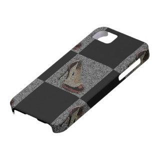 Textured High Heels iPhone SE/5/5s Case