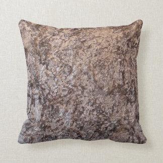 Textured impression cushion