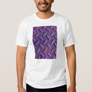Textured metallic background t-shirt