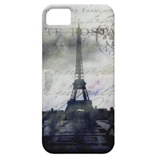 Textured Paris in Lavender iPhone 5 ID Case iPhone 5 Covers
