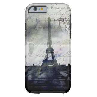Textured Paris in Lavender iPhone 6 case Tough Cas