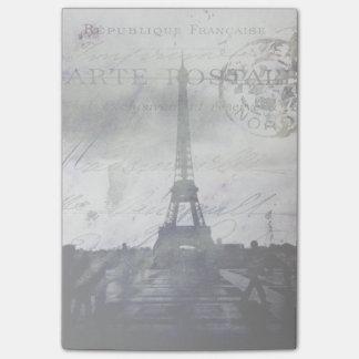 Textured Paris in Lavender Post-it® Notes