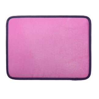 Textured Pretty Pink Sleeve For MacBook Pro