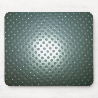 Textured que mira el mousepad