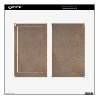 Textured Smoke Decals For Kindle Fire