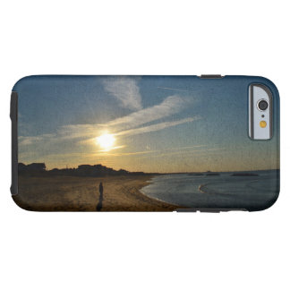 Textured Sunset by Shirley Taylor Tough iPhone 6 Case