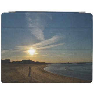 Textured Sunset iPad Cover