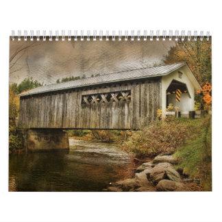 Textures 2013 calendar