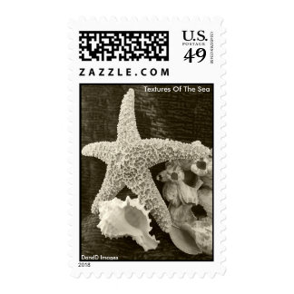 Textures Of The Sea Postage