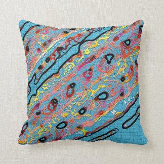 Textures, pillow