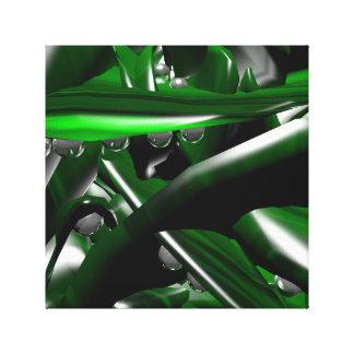 texturice la piedra verde de la malaquita con impresión en lona