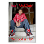Tez, McClain - Customized Posters