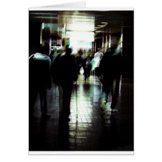 Tezcapalotl Photography Card