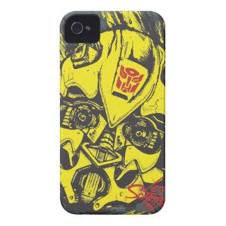 TF3 Crew Series: Bumblebee iPhone 4 Case