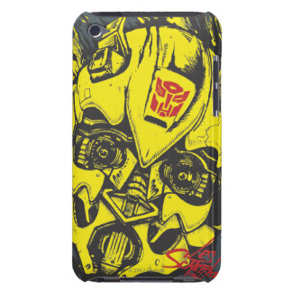 TF3 Crew Series: Bumblebee Case-Mate iPod Touch Case